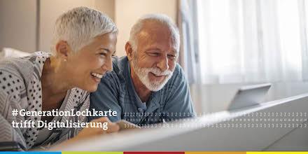 Alterskompetenz #GenerationLochkarte trifft Digitalisierung